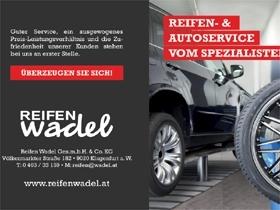 Reifen- und Autoservice vom Spezialisten