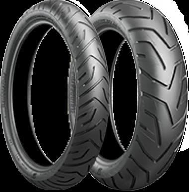 Motorradreifen Bridgestone BATTLAX A41